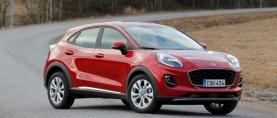 Koeajo Ford Puma – Ei uudesti syntynyt, vaan täysin uusi