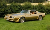 Goldenbird – Pontiac Trans AM 1978