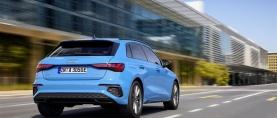 Toimintamatka sähköllä jopa 66 km – uusi Audi A3 Sportback 40 TFSI e ladattava hybridi