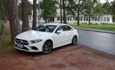Koeajo Mercedes-Benz A250e – Akuilla pitkälle