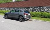 Koeajo Mercedes-Benz uudistunut GLA – Maasturimaisempi