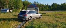 Koeajo Mercedes-Benz GLC300e – Suomalainen plugari