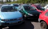 Romutuspalkkio uudistamaan ikääntyvää autokantaa