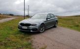 Koeajossa odotettu BMW 5-sarjan nelivetoinen ladattava hybridi