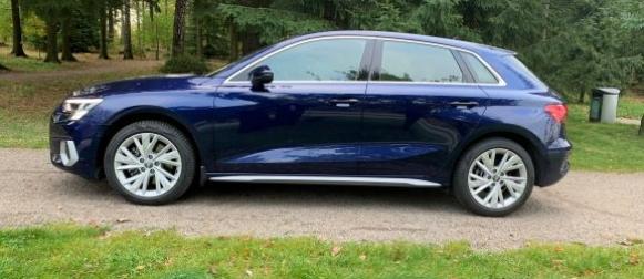 Koeajo Audi A3 – Edelleen luokan priimus
