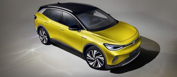 Volkswagen ID.4 -malliperheen 52 kW:n akkuversioiden myynti on alkanut