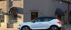 Volvo XC40 Recharge -täyssähköauto on saapunutSuomeen