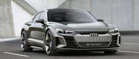 Audi Q4 e-tronin ja Audi e-tron GT:n ennakkovaraus alkoi Suomessa