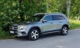 Koeajo Mercedes-Benz GLB – Hintaansa arvokkaamman näköinen