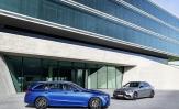 Mercedes-Benz C-sarja uudistuu S-sarjan esimerkin mukaisesti
