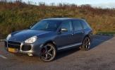 Koeajo käytetty Porsche Cayenne – Viljelypalsta vaihdossa vanhaan Cayenneen?