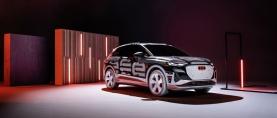 Audi Q4 e-tronin ennakkomyynti alkaa kevään aikana