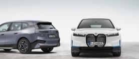 BMW iX xDrive50 ja BMW iX xDrive40 markkinoille syksyllä 2021