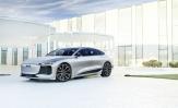 Audi A6 e-tron -konseptiauto – e-voluution seuraava vaihe