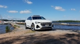 Audi e-tron Sportback – Yksi parhaimmista