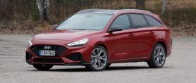 Koeajossa Hyundai i30 kevythybridi – Annos uutta