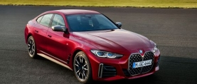 BMW 4-sarja Gran Coupé saapuu markkinoille
