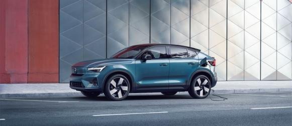 Volvo aloittaaC40 Recharge -täyssähköauton myynnin