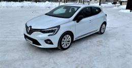 Koeajo Renault Clio – Yhtä mukava kuin isommat saksalaisetkin