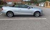 Koeajo käytetty Audi A5 Cabriolet – Avo-Audilla rouvan kanssa cappuccinolle