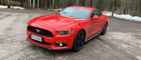 """Käytetty Ford Mustang 2.3 EcoBoost – Kaikkea muuta kuin """"spede"""""""