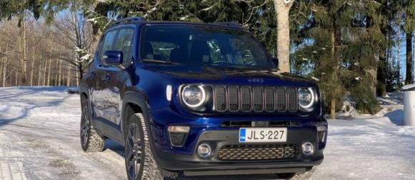 Koeajo Jeep Renegade – Spagettiwesterniäpistokehybridinä