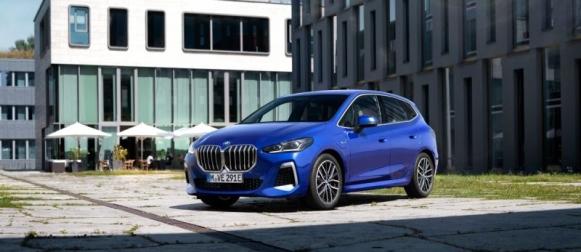 BMW:n täysin uusi 2-sarjan Active Tourer