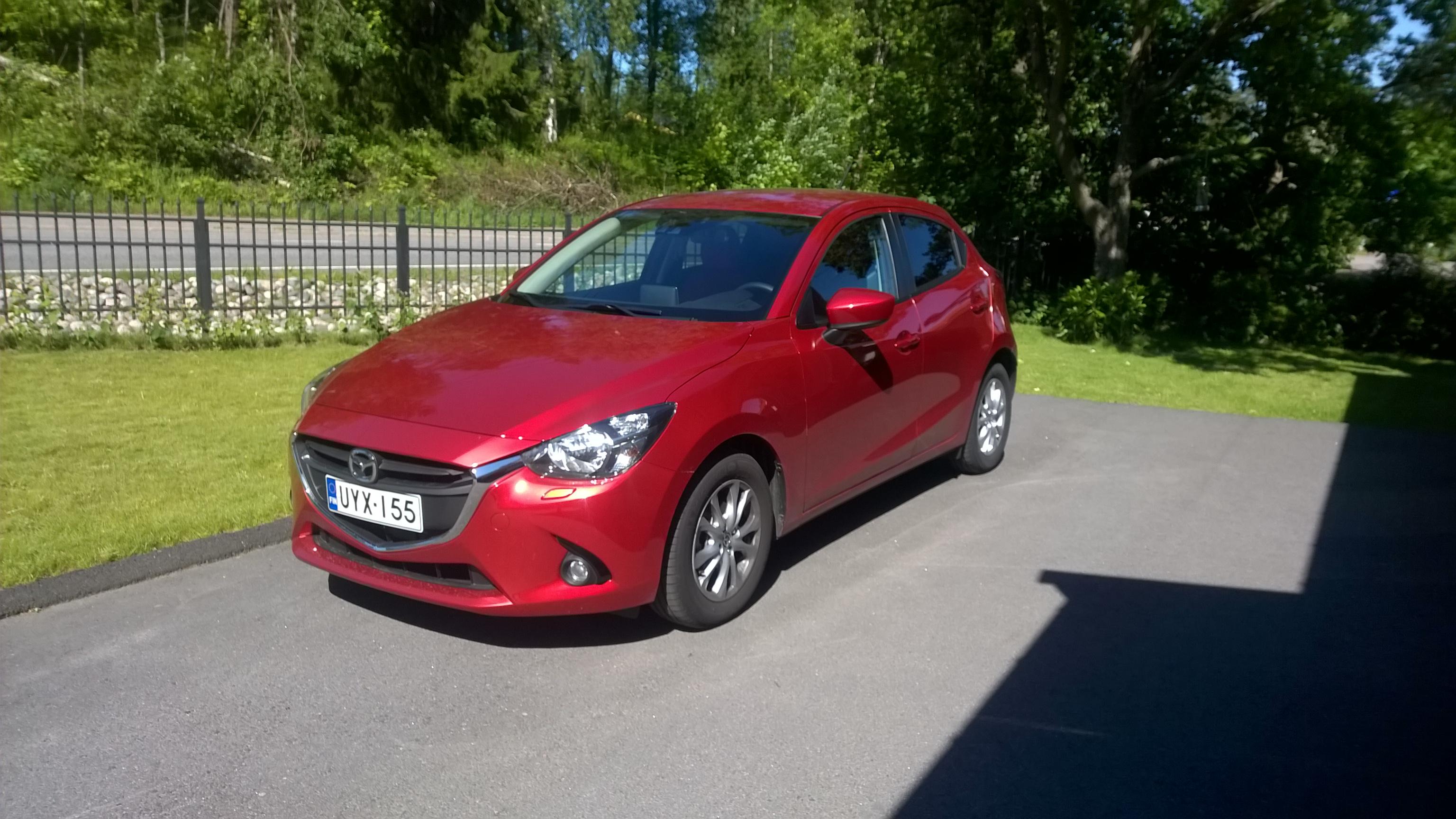 Mazda 2 Koeajo