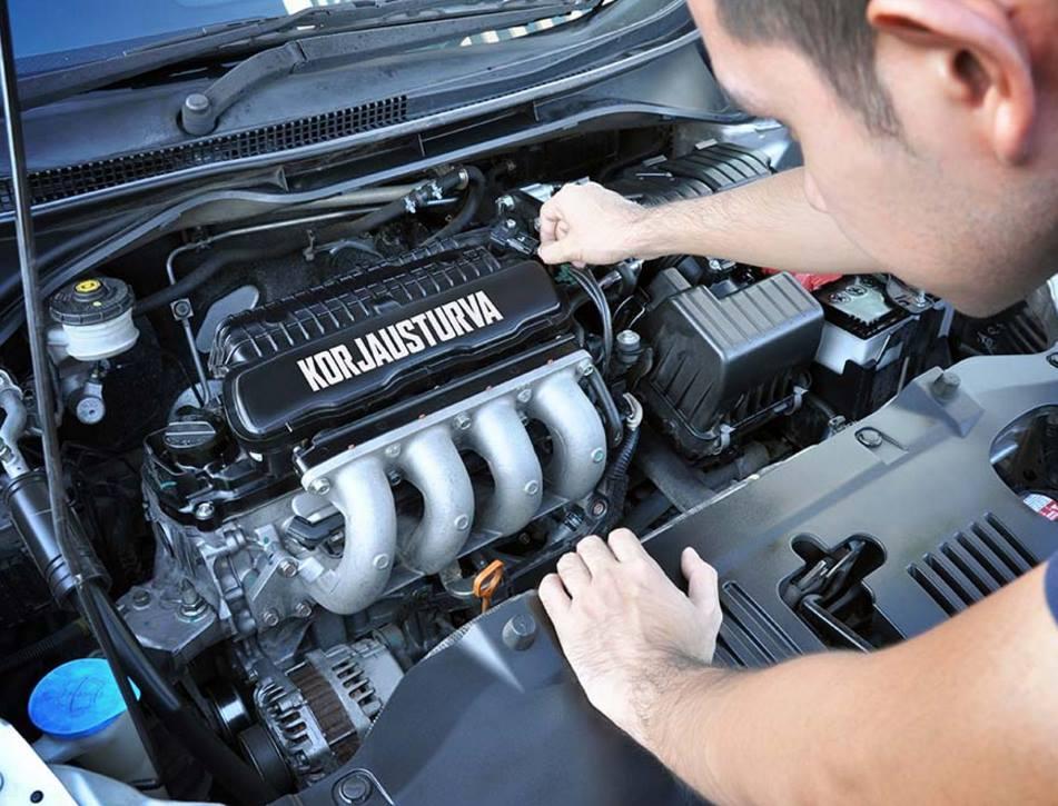 Korjausturva myös käytetylle autolle | Kaasujalka