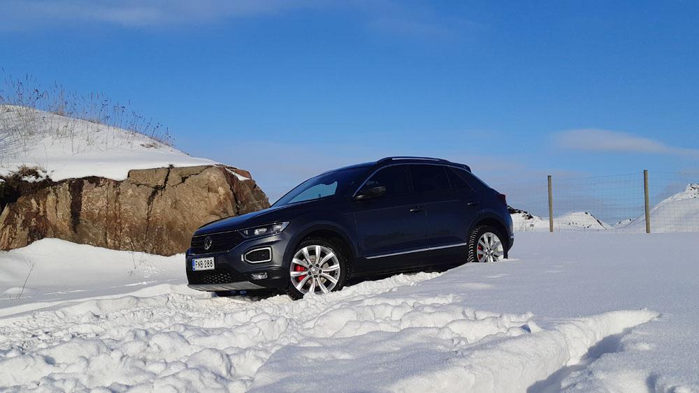 Volkswagen T Roc Sport >> Koeajo Volkswagen T Roc Yleison Pyynnosta Kaasujalka