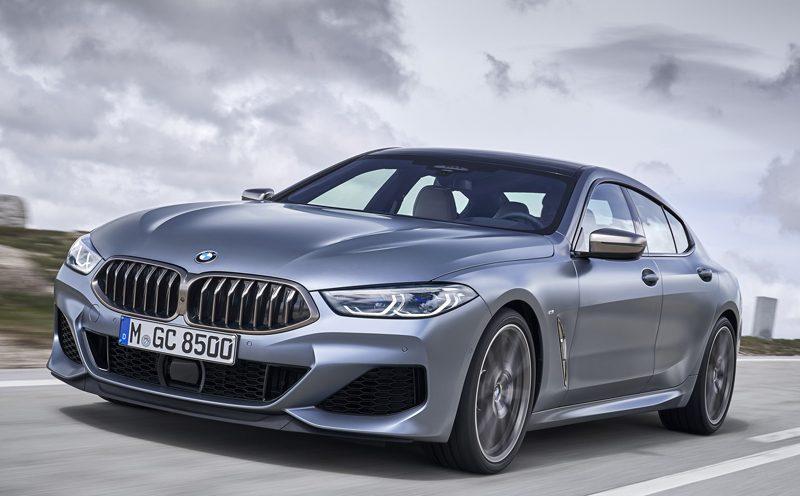 BMW 8-sarjan Gran Coupé lanseerataan syksyllä