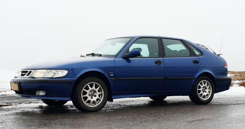 Koeajo Saab 9-3 vm.2000 – kuin kotiin palaisi!