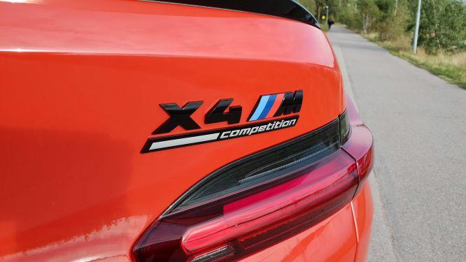 Koeajo BMW X4M Competition -Tykätä vaiko eikö?