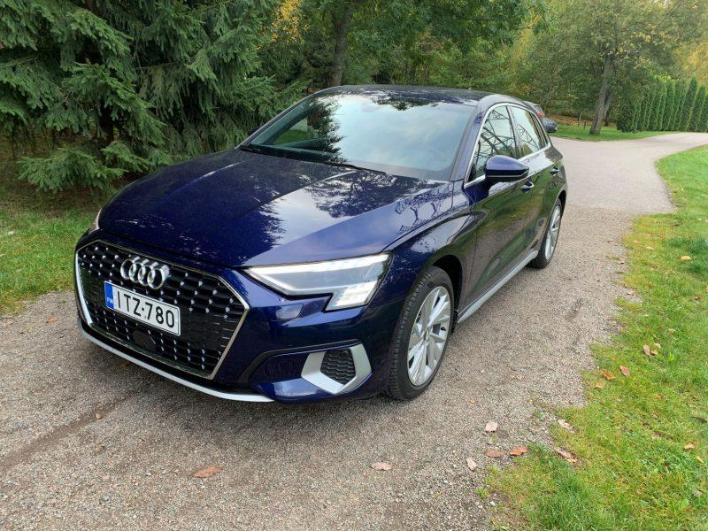 Audi A3 Koeajo
