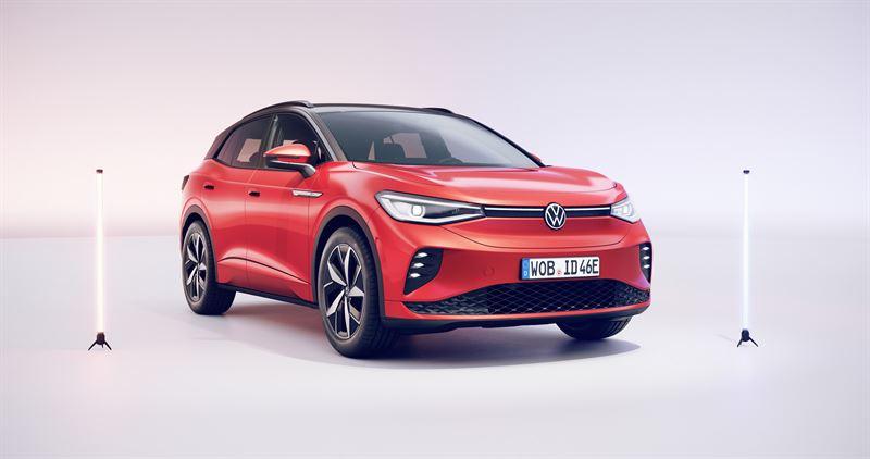 Nelivetoinen, täyssähköinen VW ID.4 GTX nyt myynnissä